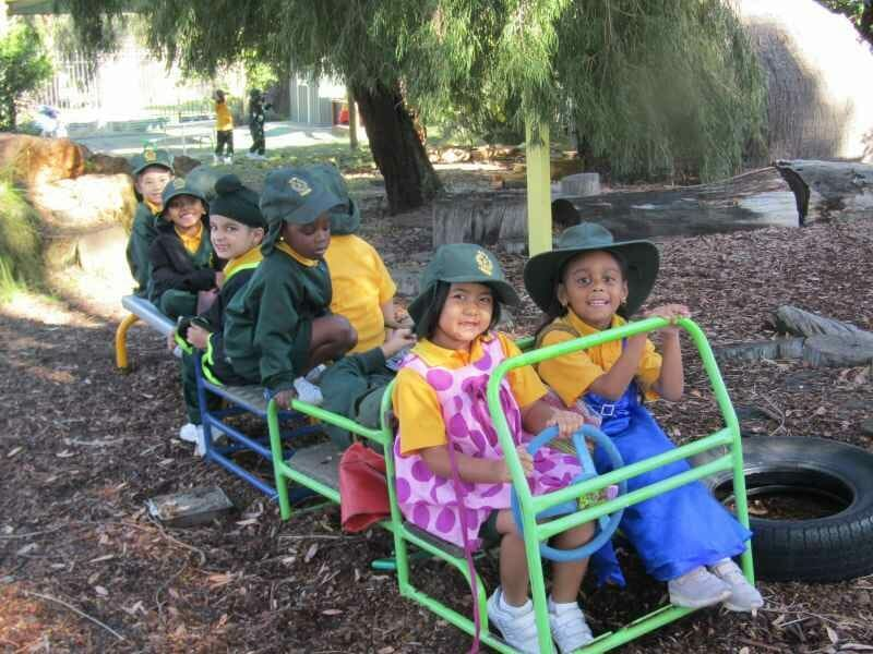 Welcome to Pre Primary
