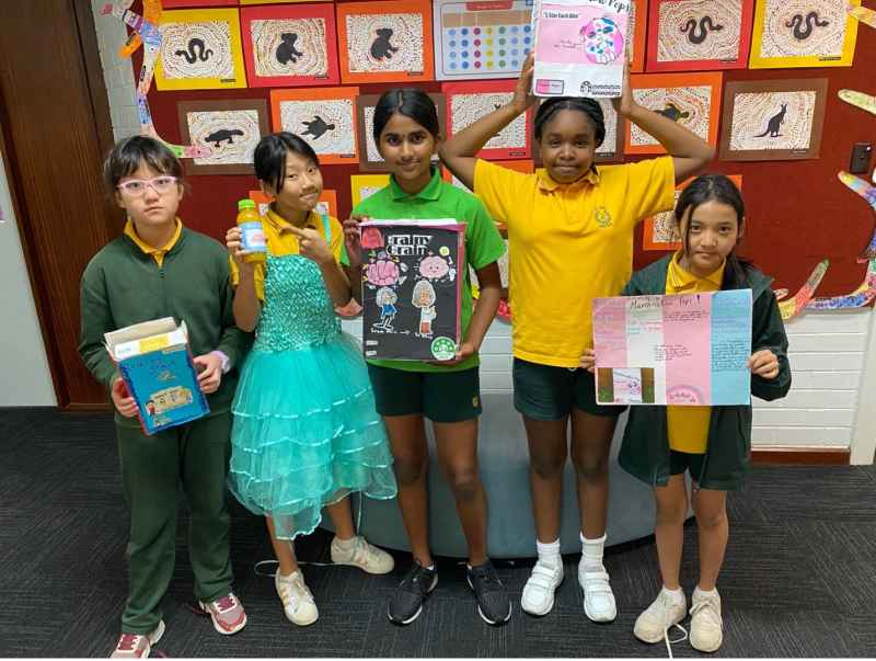 Inquiry Learning in Term 3